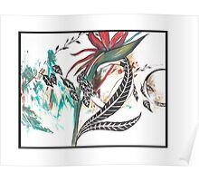 Bird of Paradise I and II Poster