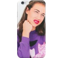 Miranda Sings Design 2 iPhone Case/Skin