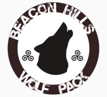 Beacon Hills Wolf Pack by iheartgallifrey