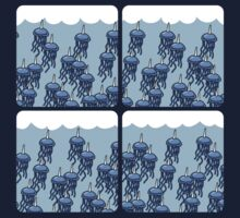 Jellycorns (Horned Warrior Friends comic) Baby Tee