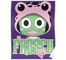Frosch thinks so too! Poster