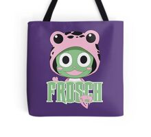 Frosch thinks so too! Tote Bag