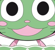 Frosch thinks so too! Sticker