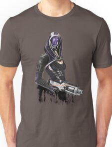 She has a shotgun Unisex T-Shirt