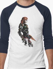 Our Commander Shepard Men's Baseball ¾ T-Shirt