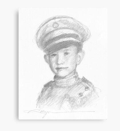 Captain Jim Canvas Print