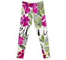 Killin' It – Tropical Pink Leggings