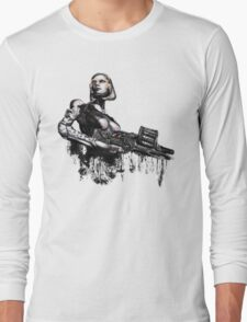 Unshackled A.I. Long Sleeve T-Shirt