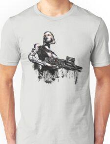 Unshackled A.I. Unisex T-Shirt