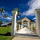 Wedding Chapel, Denarau Island, Fiji by morealtitude