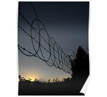 Sunrise Lockdown Poster