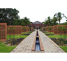 Walls of rememberance  Photographic Print