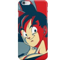 Hope! Goku iPhone Case/Skin