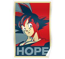Hope! Goku Poster