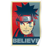 Believe it! Naruto Poster