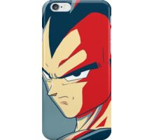 Pride! Vegeta iPhone Case/Skin