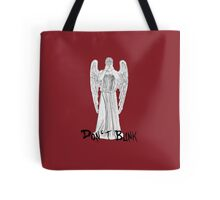 Don't Blink - DW Weeping Angels Tote Bag