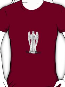 Don't Blink - Doctor Who Weeping Angels T-Shirt