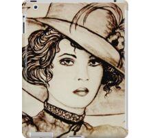 old hat iPad Case/Skin