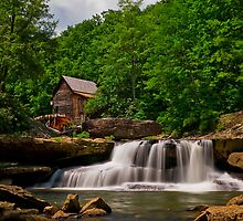 Babcock Grist Mill by LeeAnne Emrick