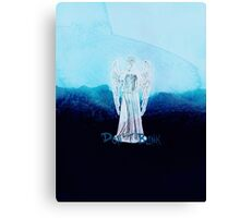 DOCTOR WHO - WEEPING ANGEL Canvas Print