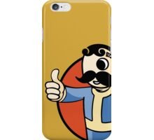 Oh boy - what a Natty Boy! iPhone Case/Skin