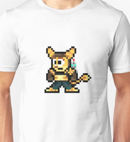 Ratchet & Clank Pixel Unisex T-Shirt