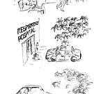 Respiratory doctor by Joseph Zammit