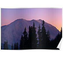 Sunrise Point Sunset Poster