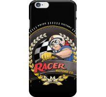 Racer Motors iPhone Case/Skin