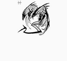 DoubleZodiac - Pisces Dragon Unisex T-Shirt