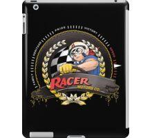 Racer Motors iPad Case/Skin