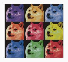 Pop Art Doge Kids Tee