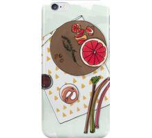 Grapefruit Mixer iPhone Case/Skin
