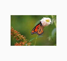 Monarch on the Rodgersia Unisex T-Shirt