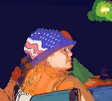 Watching the fireworks by ♥⊱ B. Randi Bailey