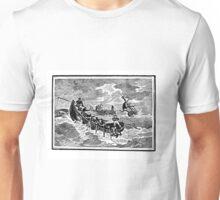 SHIPWRECK IN PROGRESS Unisex T-Shirt
