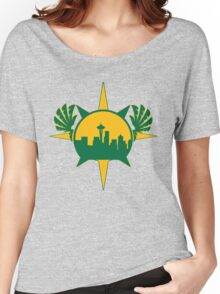 Seattle Sports Women's Relaxed Fit T-Shirt