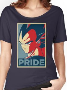 Pride! Vegeta Women's Relaxed Fit T-Shirt