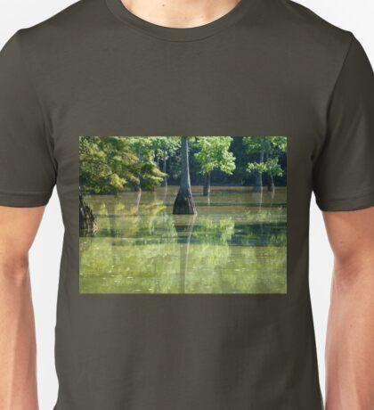 Cox Cypress Reflections Unisex T-Shirt