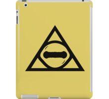Goat Eye Illuminati iPad Case/Skin