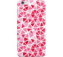 Imperfect Geometry Triangles iPhone Case/Skin