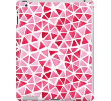 Imperfect Geometry Triangles iPad Case/Skin