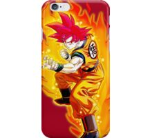 Super Saiyen Goku iPhone Case/Skin