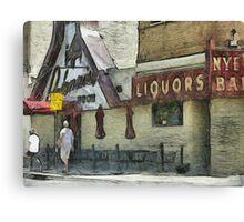 Nye's Polonaise Canvas Print