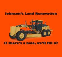 Johnson's Land Renovation by DrunkTuxedo