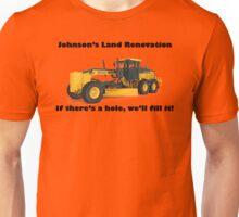 Johnson's Land Renovation Unisex T-Shirt
