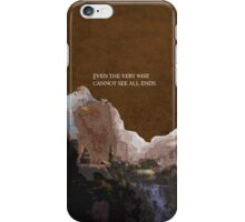 The Fellowship of the Ring inspired design (2). iPhone Case/Skin