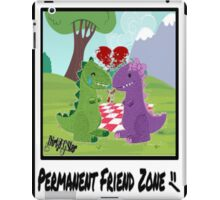 Friend Zone iPad Case/Skin