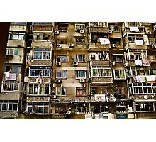 the apartments Photographic Print